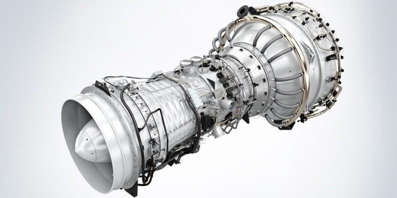 Aeroderivative Gas Turbine