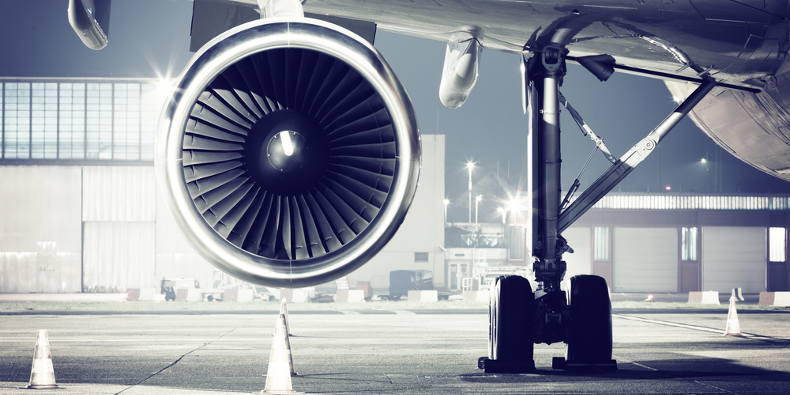 Friction springs in aerospace engineering