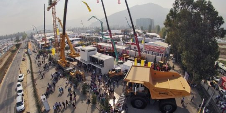 EXPOMIN in Santiago-Chile