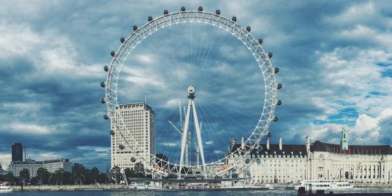 Engineering wonder Ferris Wheel