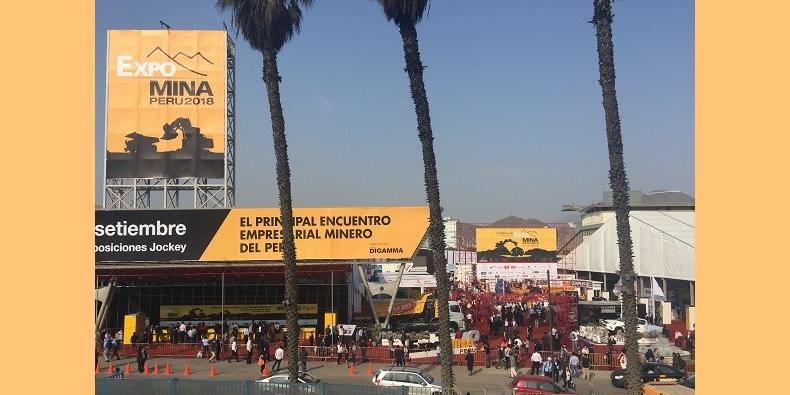 EXPOMINA 2018_Lima_Peru
