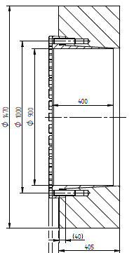 Sectional drawing RfN 4181