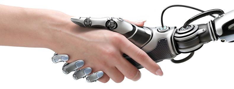 How robots create jobs
