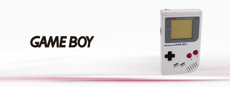 erster Gameboy von Nintendo