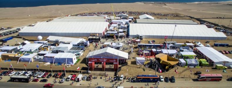 Messegelände Exponor 2019